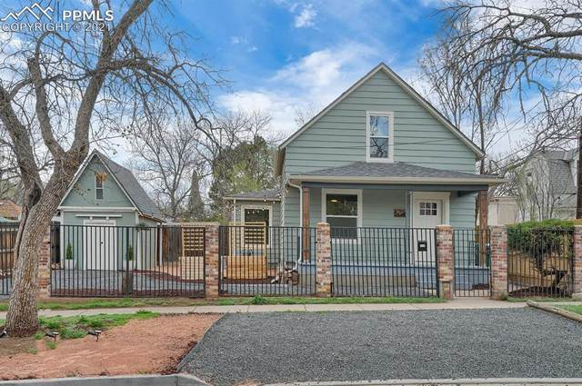 114 S 11TH Street, Colorado Springs, CO 80904 (#3262878) :: Re/Max Structure