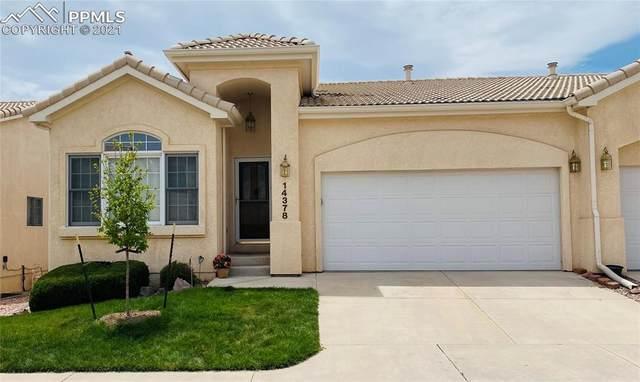 14378 Secret Glen Grove, Colorado Springs, CO 80921 (#3264022) :: Fisk Team, RE/MAX Properties, Inc.