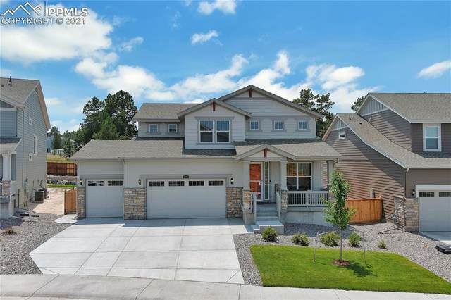 570 Avena Drive, Elizabeth, CO 80107 (#3264478) :: Tommy Daly Home Team