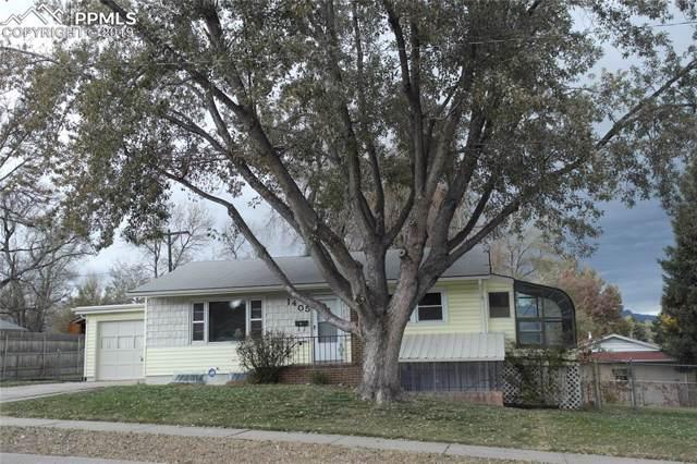 1405 Wilks Place, Colorado Springs, CO 80909 (#3265149) :: The Kibler Group