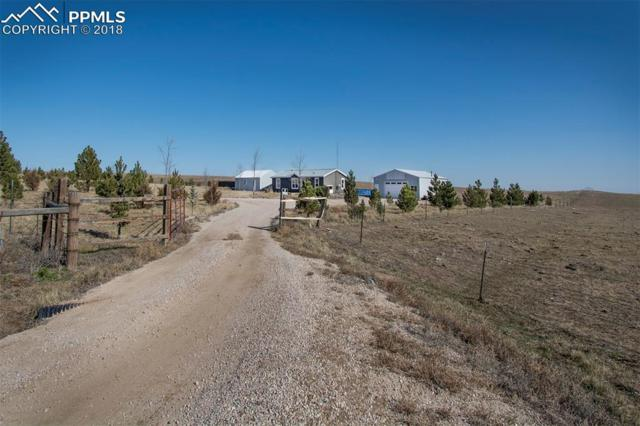 9705 N Yoder Road, Calhan, CO 80808 (#3266093) :: CC Signature Group