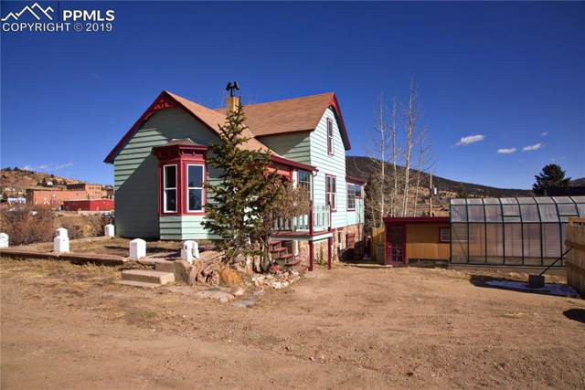 224 S Sixth Street, Victor, CO 80860 (#3266738) :: Tommy Daly Home Team