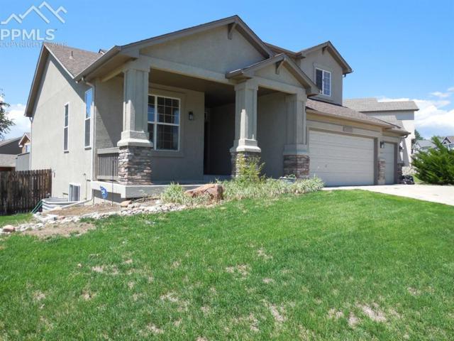 7383 Gardenstone Drive, Colorado Springs, CO 80922 (#3266752) :: The Treasure Davis Team