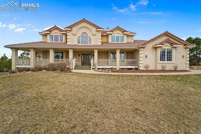 17440 Colonial Park Drive, Monument, CO 80132 (#3267028) :: HomeSmart