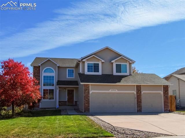 16955 Pawnee Valley Trail, Monument, CO 80132 (#3268971) :: The Hunstiger Team