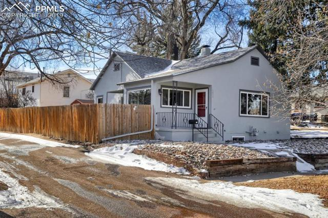 1611 E Kiowa Street, Colorado Springs, CO 80909 (#3271132) :: The Hunstiger Team