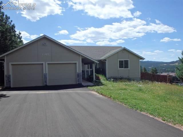 1145 Park View Road, Woodland Park, CO 80863 (#3271873) :: 8z Real Estate