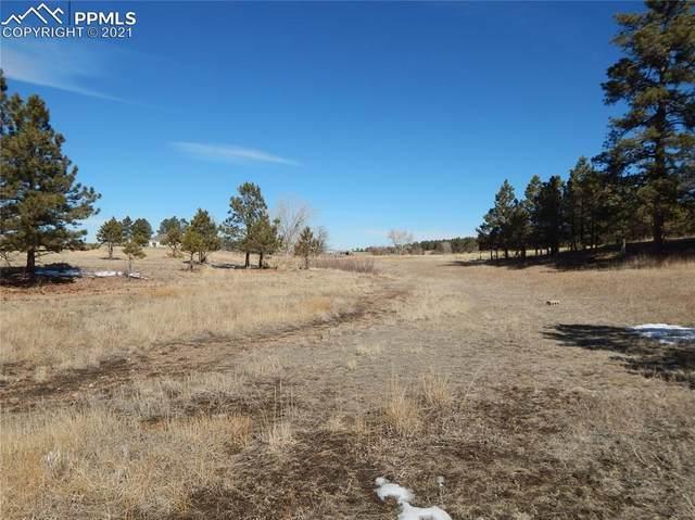 00 County Road 39 Road, Elbert, CO 80106 (#3273031) :: 8z Real Estate