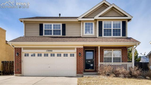 17090 Park Trail Drive, Monument, CO 80132 (#3277875) :: Action Team Realty