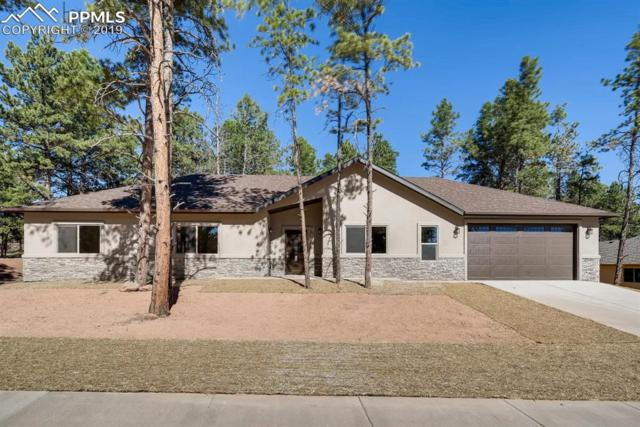 1342 Firestone Drive, Woodland Park, CO 80863 (#3278295) :: 8z Real Estate