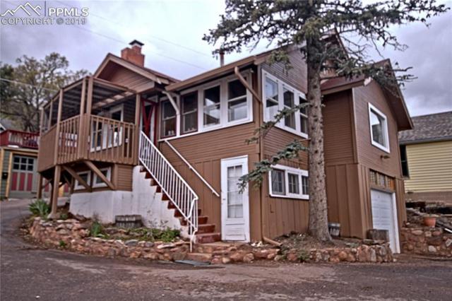 320 Oklahoma Road, Manitou Springs, CO 80829 (#3278817) :: The Treasure Davis Team