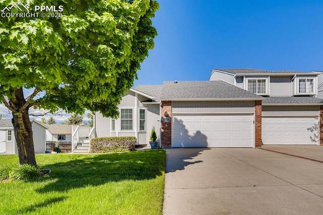 2310 Elite Terrace, Colorado Springs, CO 80920 (#3279371) :: The Treasure Davis Team