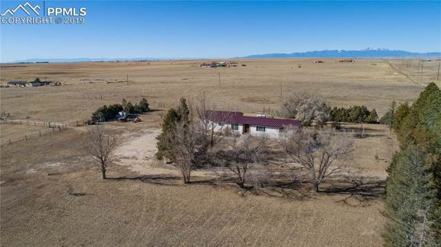 1480 N Lauppe Road, Calhan, CO 80808 (#3281869) :: Tommy Daly Home Team