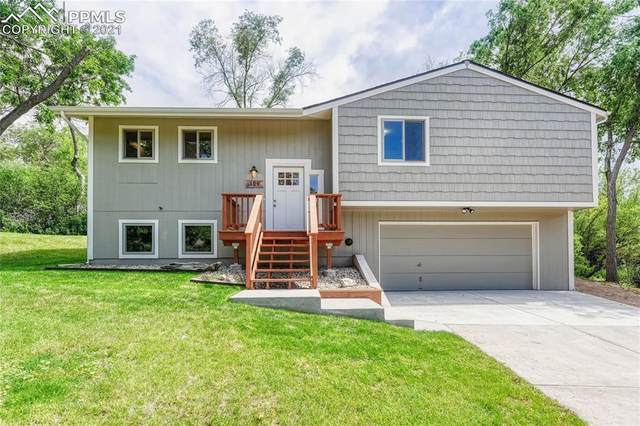 409 Spring Street, Colorado Springs, CO 80904 (#3283810) :: Re/Max Structure