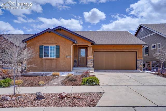 8023 Silver Birch Drive, Colorado Springs, CO 80927 (#3285790) :: The Artisan Group at Keller Williams Premier Realty