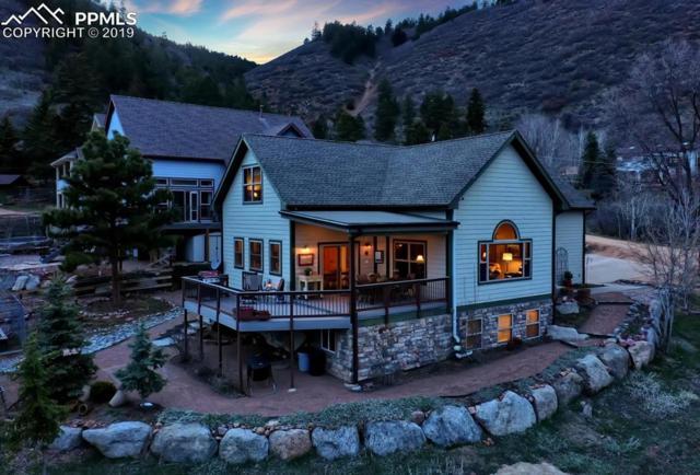 311 Milton Street, Palmer Lake, CO 80133 (#3287254) :: Harling Real Estate
