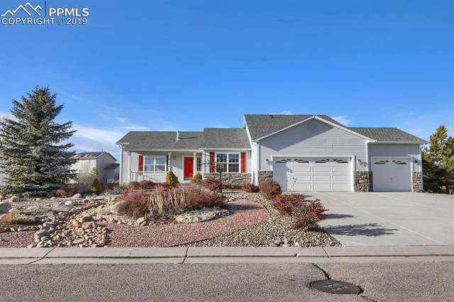 7864 Buschborn Road, Peyton, CO 80831 (#3292003) :: The Hunstiger Team