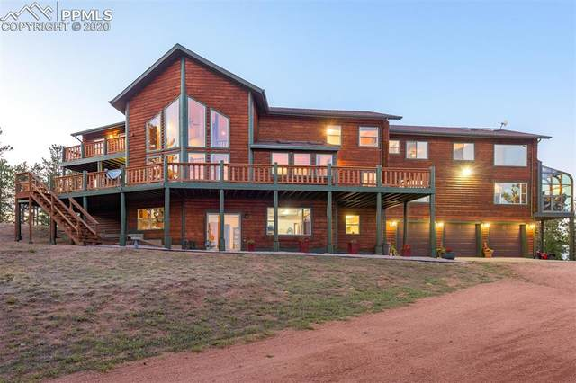 3161 Majestic Mountain Road, Sedalia, CO 80135 (#3298906) :: The Kibler Group