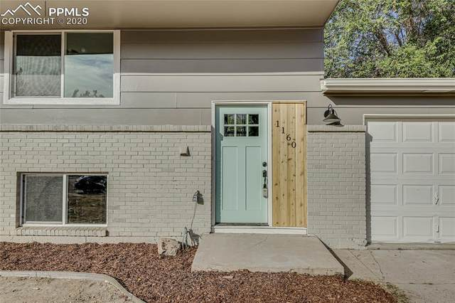 1160 Commanchero Drive, Colorado Springs, CO 80915 (#3300997) :: Tommy Daly Home Team