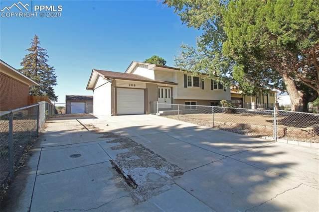 208 Harvard Street, Colorado Springs, CO 80911 (#3308396) :: Action Team Realty