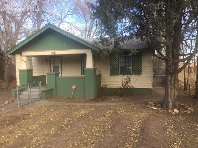 310 E Brookside Street, Colorado Springs, CO 80905 (#3308811) :: RE/MAX Advantage