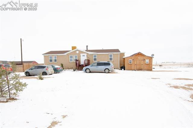 11475 Mulberry Road, Calhan, CO 80808 (#3312419) :: 8z Real Estate