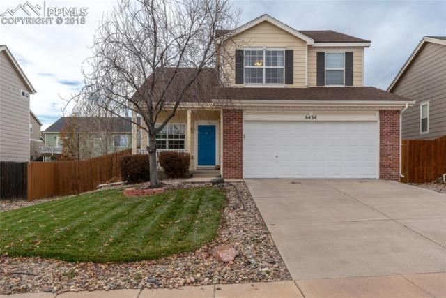 6434 Elsinore Drive, Colorado Springs, CO 80923 (#3315018) :: The Hunstiger Team