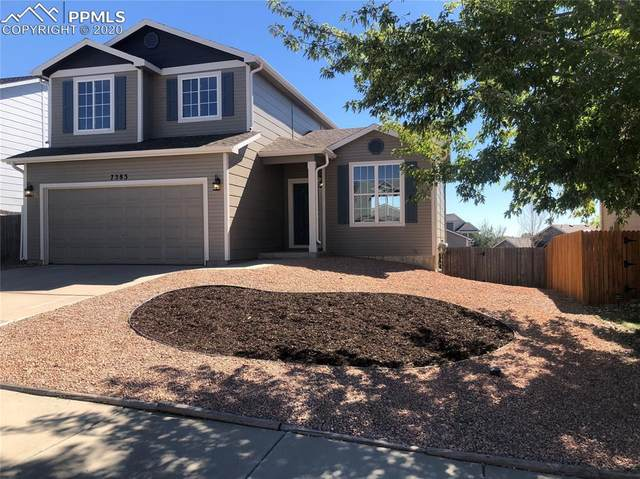 7383 Bentwater Drive, Fountain, CO 80817 (#3316381) :: Action Team Realty
