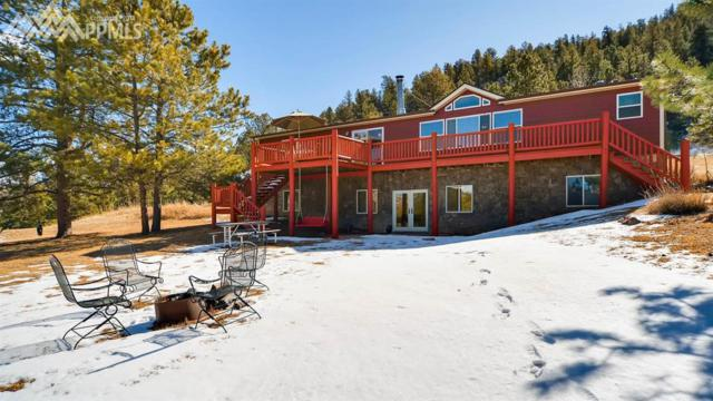 1170 County 112 Road, Florissant, CO 80816 (#3319939) :: Action Team Realty