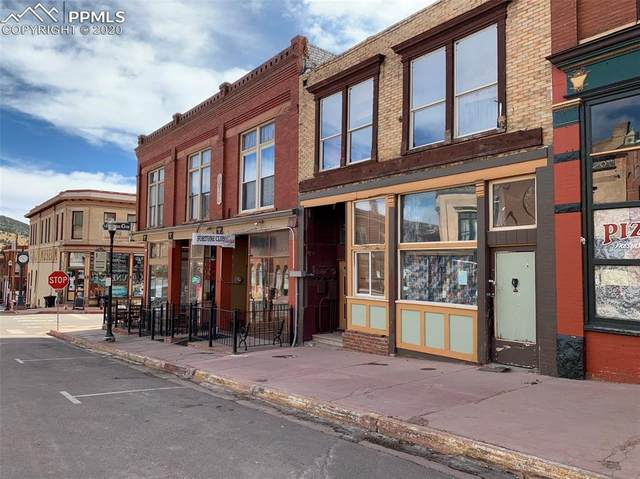 304 Victor Avenue, Victor, CO 80860 (#3320771) :: The Kibler Group