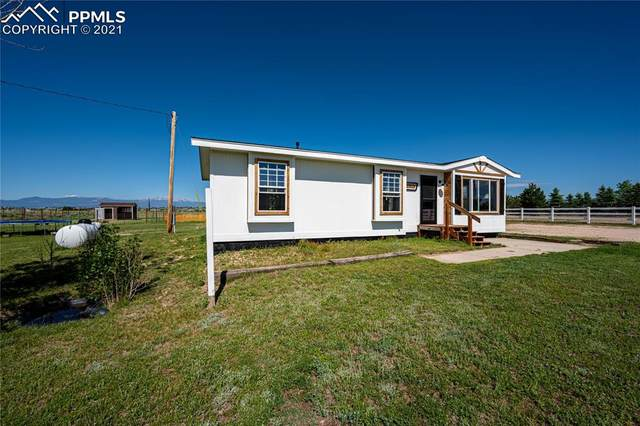 5810 Good Fortune Road, Peyton, CO 80831 (#3321950) :: The Kibler Group