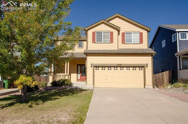 7738 Old Spec Road, Peyton, CO 80831 (#3323347) :: The Kibler Group