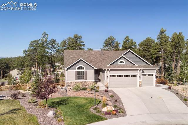 1798 Summerglow Lane, Monument, CO 80132 (#3323995) :: The Artisan Group at Keller Williams Premier Realty