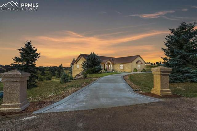 1836 Penny Royal Court, Monument, CO 80132 (#3324425) :: Action Team Realty
