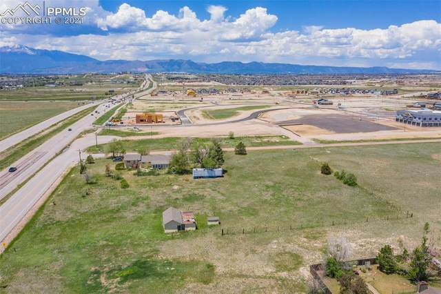 7525 Mustang Road, Colorado Springs, CO 80908 (#3324471) :: Tommy Daly Home Team