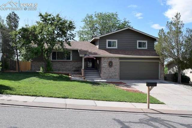3803 Inspiration Drive, Colorado Springs, CO 80917 (#3324626) :: Tommy Daly Home Team