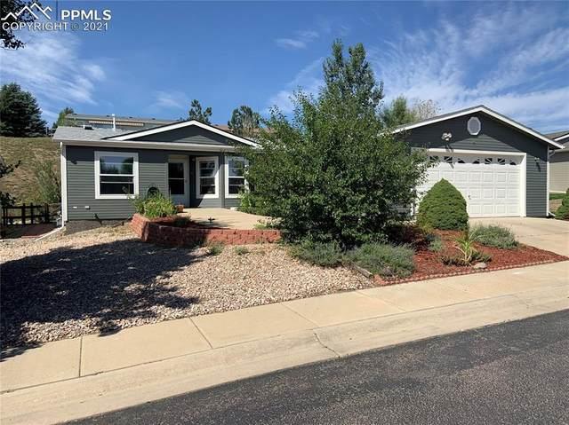 4511 Gray Fox Heights, Colorado Springs, CO 80922 (#3326084) :: The Kibler Group