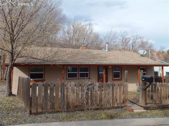 344 Plainview Place, Manitou Springs, CO 80829 (#3327568) :: Action Team Realty
