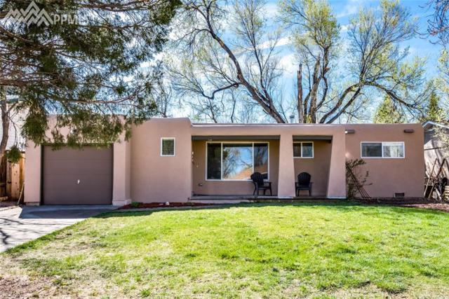 141 Steven Drive, Colorado Springs, CO 80911 (#3329324) :: The Hunstiger Team