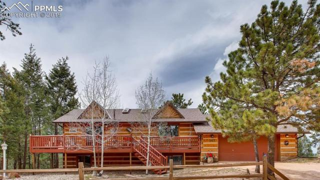 147 Summit Road, Woodland Park, CO 80863 (#3330710) :: The Treasure Davis Team