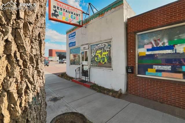 111 S Corona Street, Colorado Springs, CO 80903 (#3330952) :: Hudson Stonegate Team