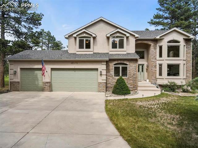 18175 Archers Drive, Monument, CO 80132 (#3333615) :: The Artisan Group at Keller Williams Premier Realty