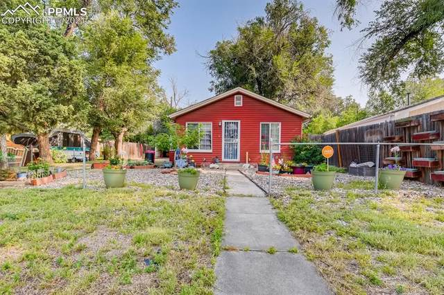 2524 E Monument Street, Colorado Springs, CO 80909 (#3337374) :: Tommy Daly Home Team