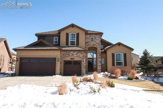 13253 Lions Peak Way, Colorado Springs, CO 80921 (#3341823) :: Finch & Gable Real Estate Co.