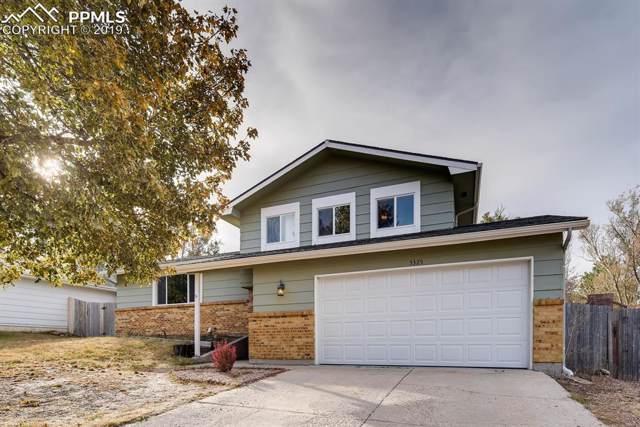 5325 Wagon Master Drive, Colorado Springs, CO 80917 (#3344115) :: The Peak Properties Group