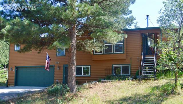 92 Hermosa Avenue, Palmer Lake, CO 80133 (#3344913) :: The Treasure Davis Team