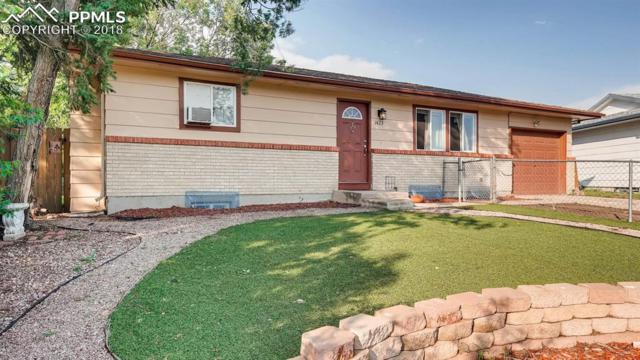 1423 Keith Drive, Colorado Springs, CO 80916 (#3346333) :: Harling Real Estate