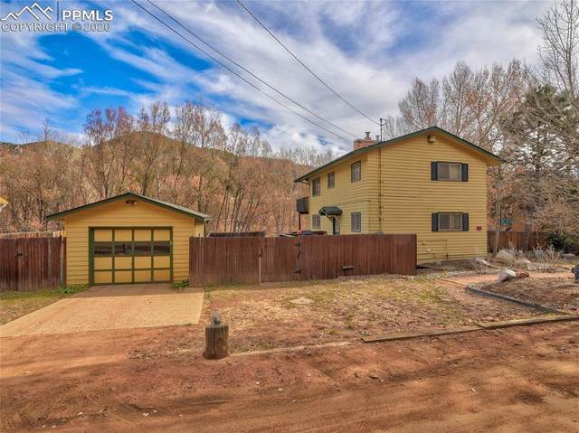 10656 El Paso Trail, Green Mountain Falls, CO 80809 (#3347244) :: Action Team Realty