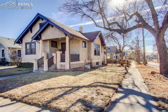 801 E St Vrain Street, Colorado Springs, CO 80903 (#3347802) :: The Hunstiger Team