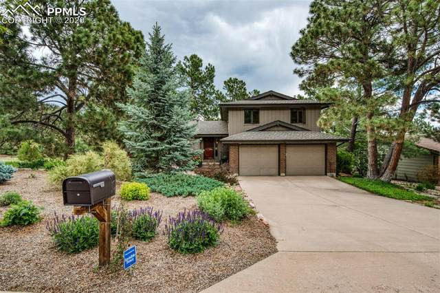 220 Raven Hills Road, Colorado Springs, CO 80919 (#3349946) :: The Treasure Davis Team